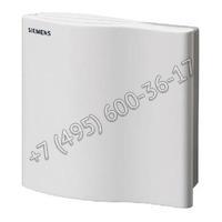 Комнатный датчик температуры воздуха Siemens QAA32