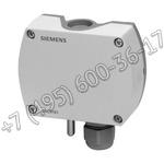 Наружный датчик температуры воздуха Siemens QAC31...