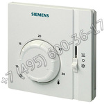 Комнатные термостаты Siemens RAA41 для отопления/охлаждения