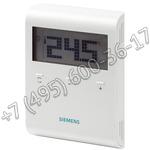 Термостаты Siemens RDD100.1DHW для отопления, с функцией ГВС