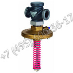 Автоматические регуляторы перепада давления Siemens VHG519